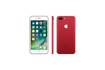 As New Apple iPhone 7+ Plus 128GB Red (Refurbished)