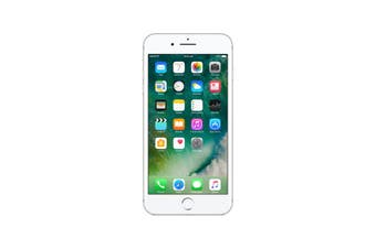 As New Apple iPhone 7+ Plus 128GB Silver (Refurbished)
