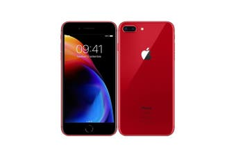 Apple iPhone 8 Plus 256GB Red -  As New Condition (Refurbished)