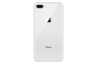 Apple iPhone 8 Plus 64GB Silver - Excellent Condition (Refurbished)