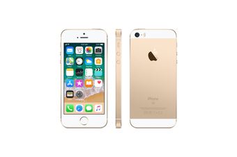 Apple iPhone SE 64GB Gold - Good Condition (Refurbished) (BH over 85%)