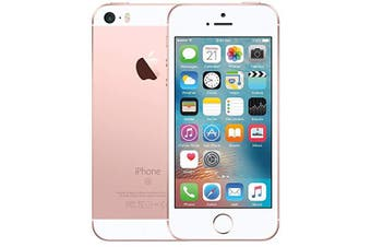 Apple iPhone SE 64GB Rose Gold - Good Condition (Refurbished) (BH over 85%)