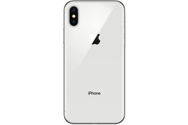 Apple iPhone X 64GB Silver -  Excellent Condition