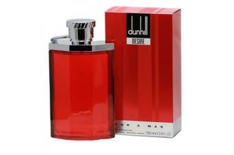 Desire Red by DUNHILL for Men (100ML) Eau de Toilette-BOTTLE