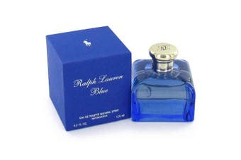 Ralph Lauren Blue by RALPH LAUREN for Women (125ML) Eau de Toilette-BOTTLE