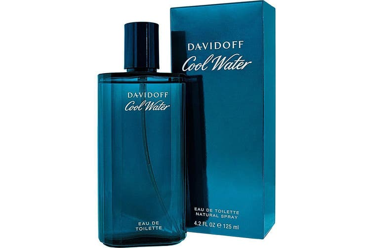 Cool Water by DAVIDOFF for Men (125ML) Eau de Toilette-BOTTLE