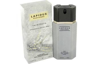 Lapidus by TED LAPIDUS for Men (100ML) Eau de Toilette-BOTTLE