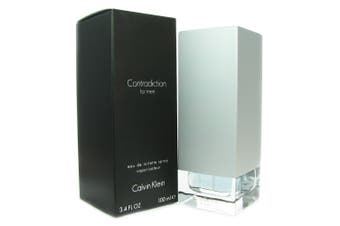 Contradiction by CALVIN KLEIN for Men (100ML) Eau de Toilette-BOTTLE