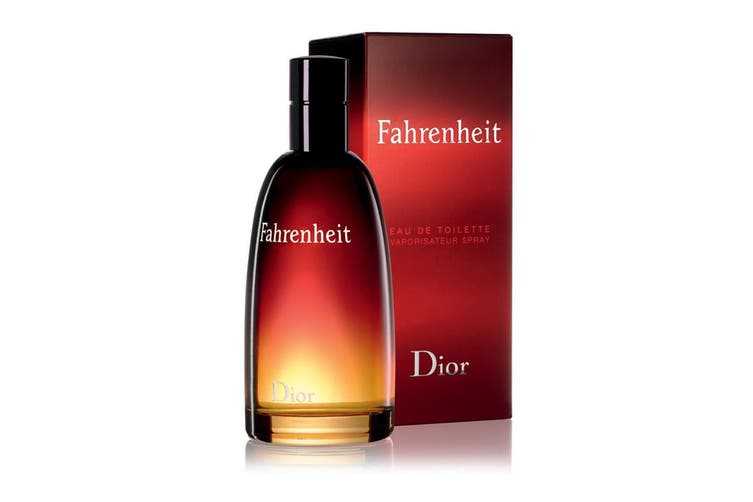 Fahrenheit by CHRISTIAN DIOR for Men (50ML) Eau de Toilette-BOTTLE