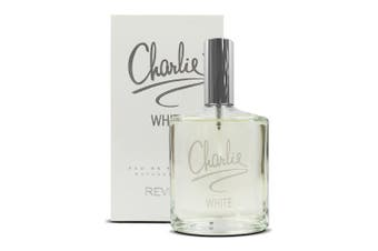Charlie White by REVLON for Women (100ML) Eau de Toilette-BOTTLE