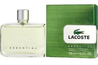 Essential by LACOSTE for Men (125ML) Eau de Toilette-BOTTLE
