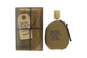 Fuel For Life by DIESEL for Men (75ML) Eau de Toilette-BOTTLE