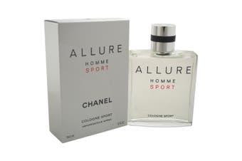 Allure Homme Sport Cologne by CHANEL for Men (150ML) Eau de Cologne-BOTTLE