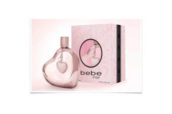 Sheer by BEBE for Women (100ML) Eau de Parfum-BOTTLE