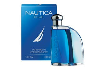 Blue by NAUTICA for Men (100ML) Eau de Cologne-BOTTLE