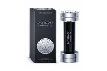 Champion by DAVIDOFF for Men (90ML) Eau de Toilette-BOTTLE