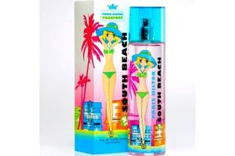 Passport South Beach by PARIS HILTON for Women (100ML) Eau de Parfum-BOTTLE