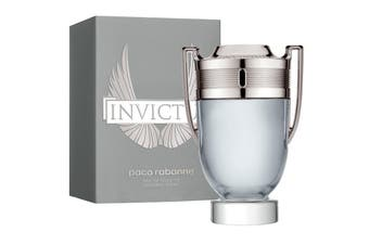 Invictus by PACO RABANNE for Men (100ML) Eau de Toilette-BOTTLE