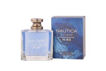 Voyage N-83 by NAUTICA for Men (100ML) Eau de Toilette-BOTTLE