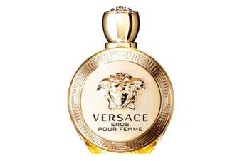 Eros Pour Femme by VERSACE for Women (100ML) Eau de Parfum-BOTTLE