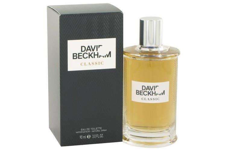 Classic by DAVID BECKHAM for Men (90ML) Eau de Toilette-BOTTLE