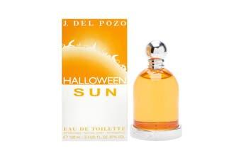 Halloween Sun by J. Del Pozo for Women (100ML) Eau de Toilette-BOTTLE