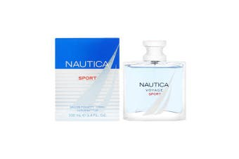 Voyage Sport by NAUTICA for Men (100ML) Eau de Toilette-BOTTLE