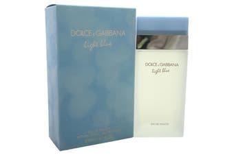 Light Blue by DOLCE & GABBANA for Women (200ML) Eau de Toilette-BOTTLE