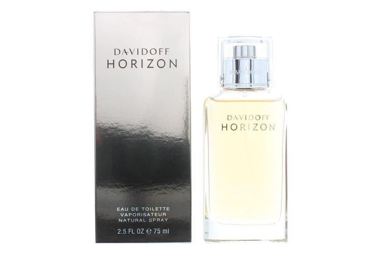 Horizon by DAVIDOFF for Men (75ML) Eau de Toilette-BOTTLE