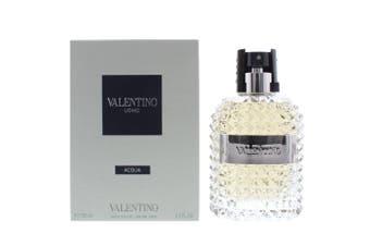 Valentino Uomo Acqua by VALENTINO for Men (125ML) Eau de Toilette-BOTTLE