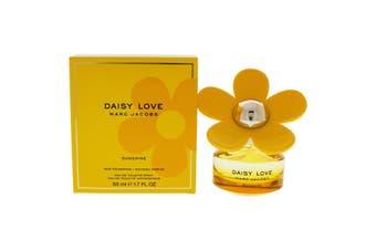 Daisy Love Sunshine (2019) by MARC JACOBS for Women (50ML) Eau de Toilette-BOTTLE