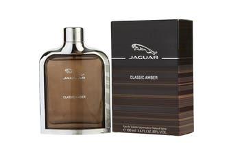 Jaguar Amber by JAGUAR for Men (100ML) Eau de Toilette-BOTTLE