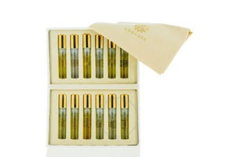 Amouage Pour Femme 12 Piece (Sampler) by AMOUAGE for Women (2ML) Eau de Parfum-MINI SET