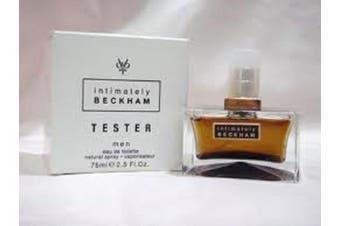 Intimately Beckham by DAVID BECKHAM for Men (75ML) Eau de Toilette-TESTER
