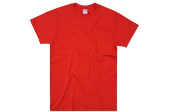 Stedman Mens Classic Tee (Scarlet Red) (3XL)