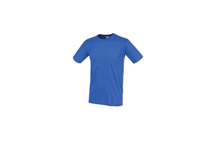 Stedman Mens Classic Fitted Tee (Bright Royal) (XL)