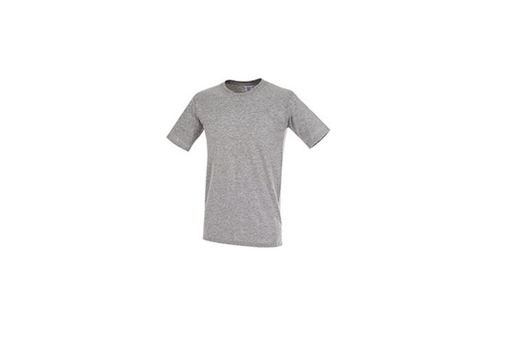 Stedman Mens Classic Fitted Tee (Heather Grey) (M)