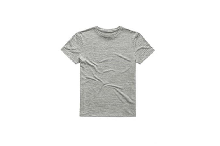 Stedman Mens Active Intense Tech Tee (Heather Grey) (2XL)