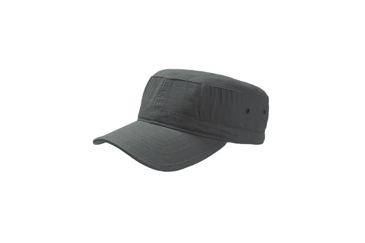 Atlantis Army Military Cap (Pack of 2) (Grey) (One Size)