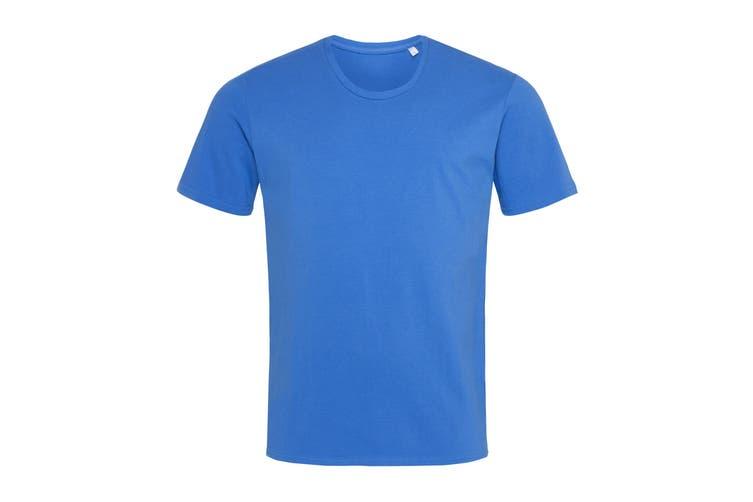 Stedman Mens Stars T-Shirt (Bright Royal Blue) (L)