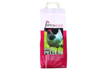 Fancy Feeds Layers Pellets Poultry Feed (May Vary) (5kg)
