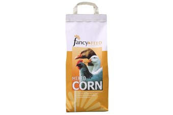 Fancy Feeds Mixed Corn Poultry Feed (May Vary) (5 Kg)
