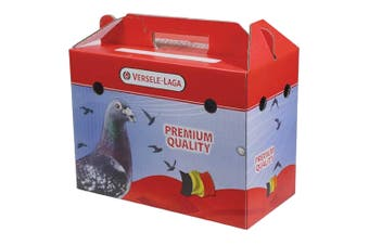 Versele Laga Transport Box For Pigeons (Pack Of 30) (May Vary) (One Size)