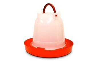 Supa Poultry Drinker (Red/White) - UTAR1631