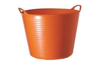 Red Gorilla Plastic Tub (Orange) - UTAR2672