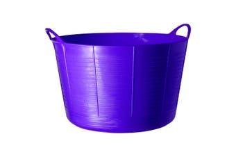 Red Gorilla Extra Large Plastic Tub (Purple) (75 Litres)