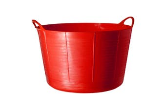Red Gorilla Extra Large Plastic Tub (Red) (75 Litres)