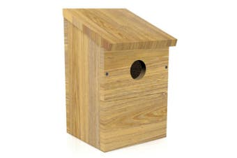 Peckish Everyday Nest Box (Brown) (One Size)
