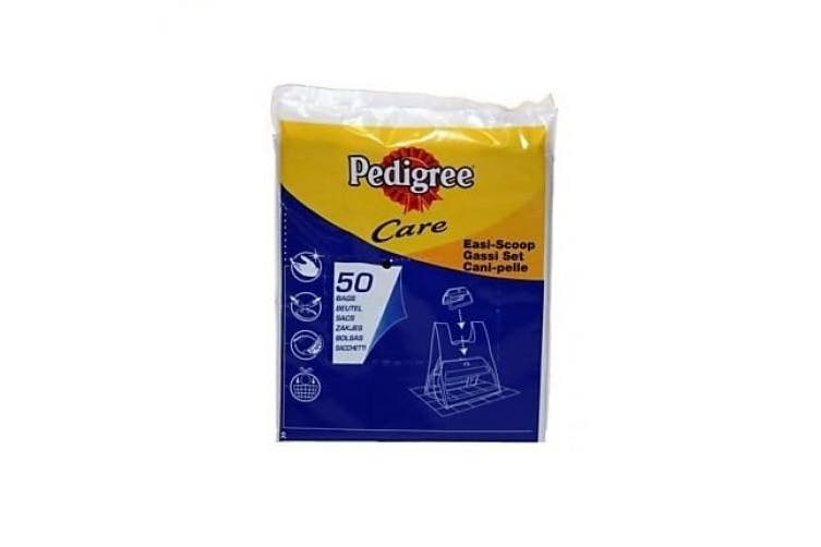 Pedigree Exelpet Easi-Scoop Refill Plastic Bags (14 X Pack Of 50) (May Vary) (One Size)