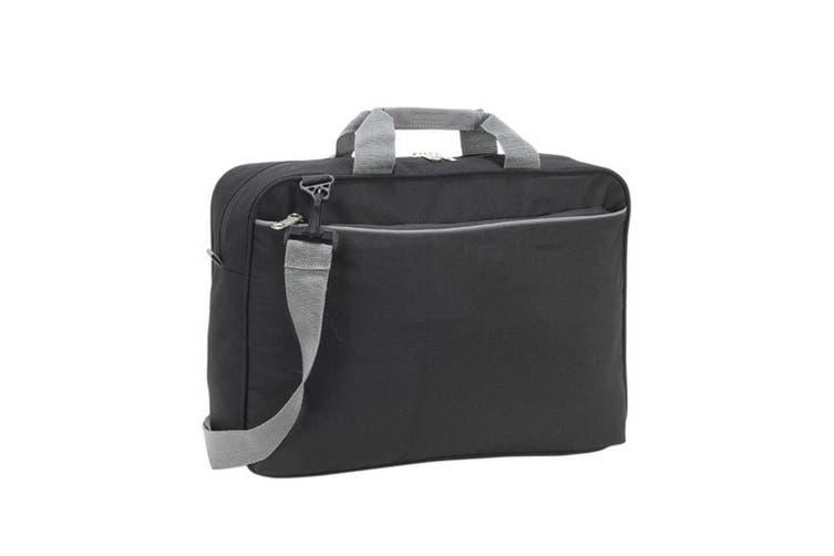 Shugon Kansas Conference Bag (13 Litres) (Black) (One Size)